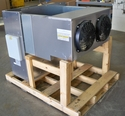 Freezer self-contained refrigeration unit by Heatcraft PRO.