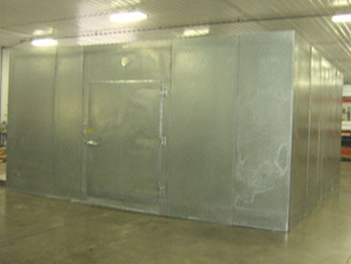 Walk In Cooler Panels >> Freezers With Floors | Barr Commercial Refrigeration