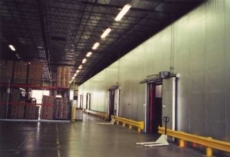 cold storage leasing space for cheap