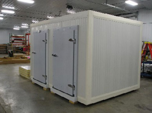 Nice used combo cooler freezer unit