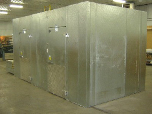 urethane polystyrene insulated panels