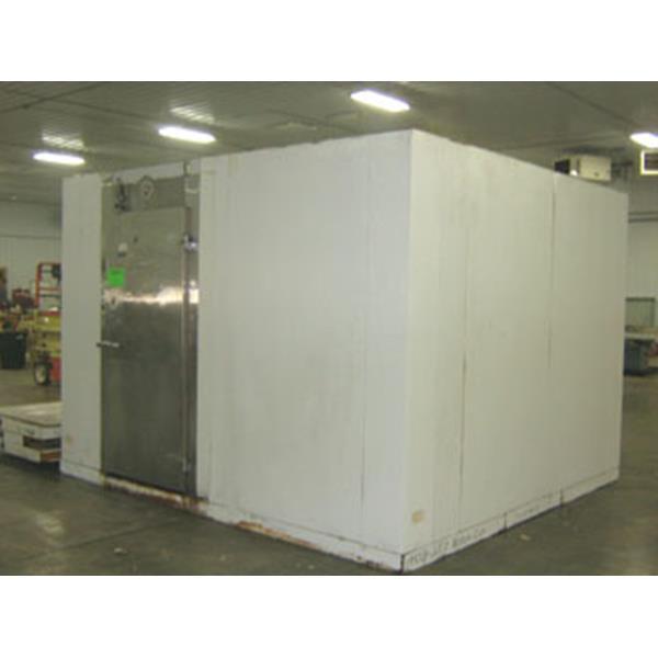 Tyler Refrigeration Walk In Cooler 132 Sq Ft Barr