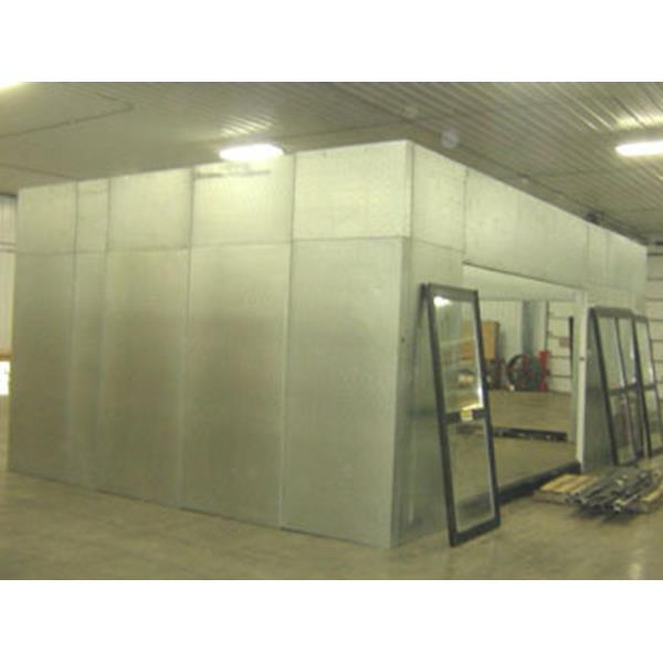 CrownTonka u0026&; Horton Doors Walk-in Cooler  sc 1 st  Barr Refrigeration & CrownTonka u0026 Horton Doors Walk-in Cooler (427 Sq. Ft.) | Barr ...