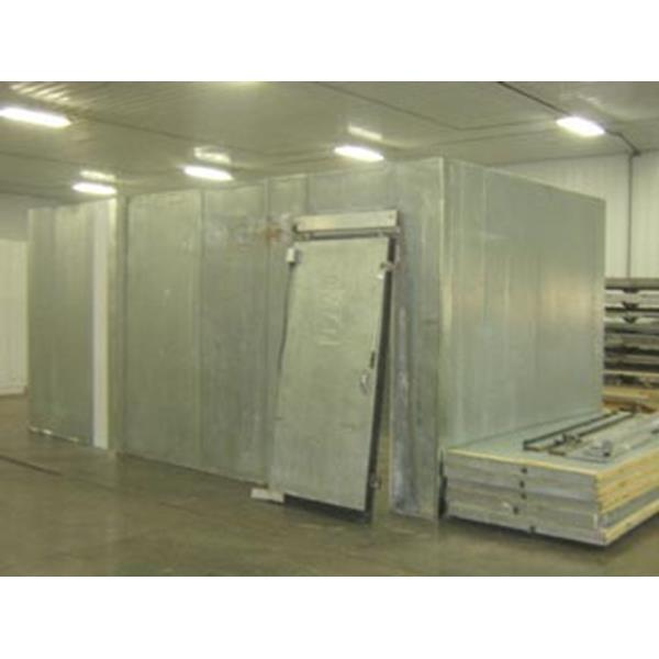 10 X 20 X 9 4 H Walk In Cooler Or Freezer 200 Sq Ft Barr Commercial Refrigeration