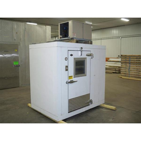 Cold storage warehouse refrigeration heatcraft autos post for Walk in cooler motor