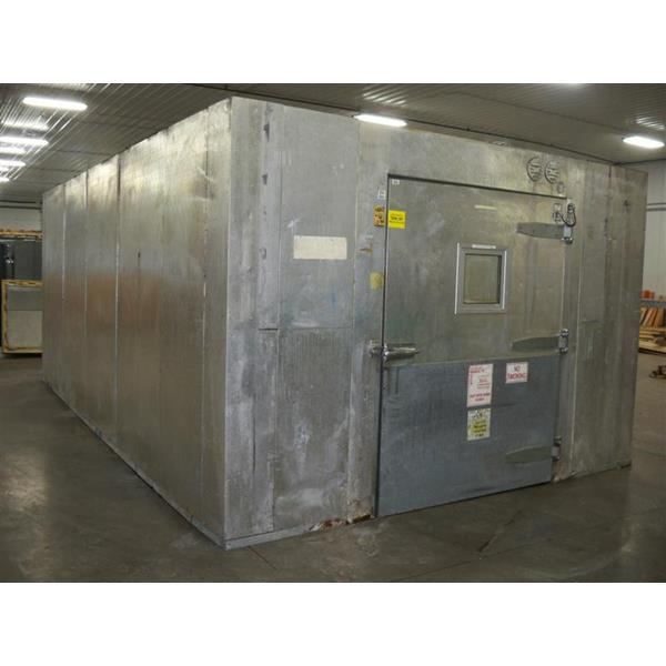 12 X 20 X 8 4 Quot H Walk In Cooler Or Freezer 240 Sq Ft