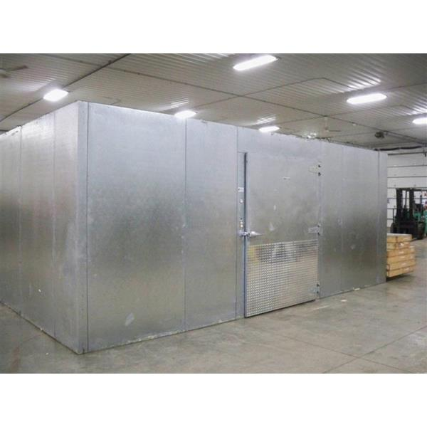 20 X 20 X 8 6 Quot H Walk In Cooler Or Freezer 400 Sq Ft