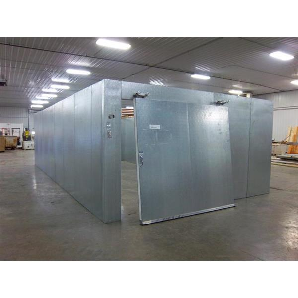 15 X 30 X 8 H Walk In Cooler Or Freezer 450 Sq Ft