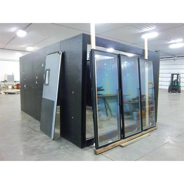 Crown-Tonka/Anthony Walk-in Cooler  sc 1 st  Barr Refrigeration & Crown-Tonka/Anthony Walk-in Cooler (168 Sq. Ft.) | Barr Commercial ...