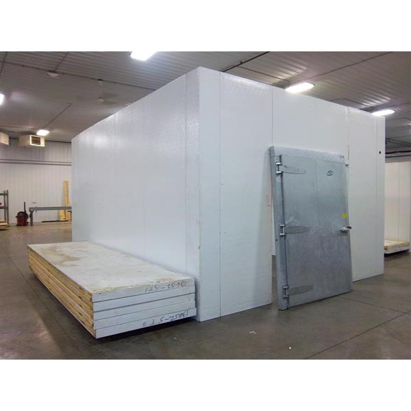 14 X 20 X 10 4 Quot H Walk In Cooler Or Freezer 280 Sq Ft