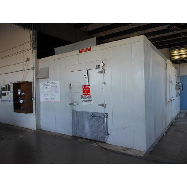 Bally Walk In Cooler 1754 Sq Ft Barr Commercial