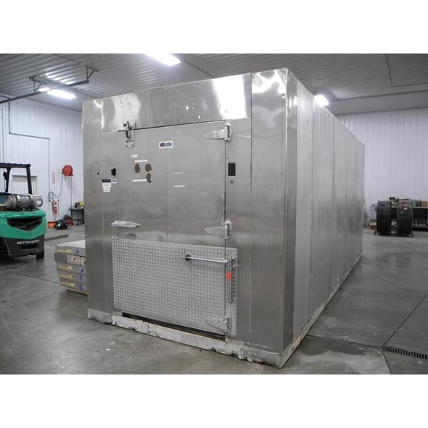Bally Walk In Cooler 150 Sq Ft Barr Commercial