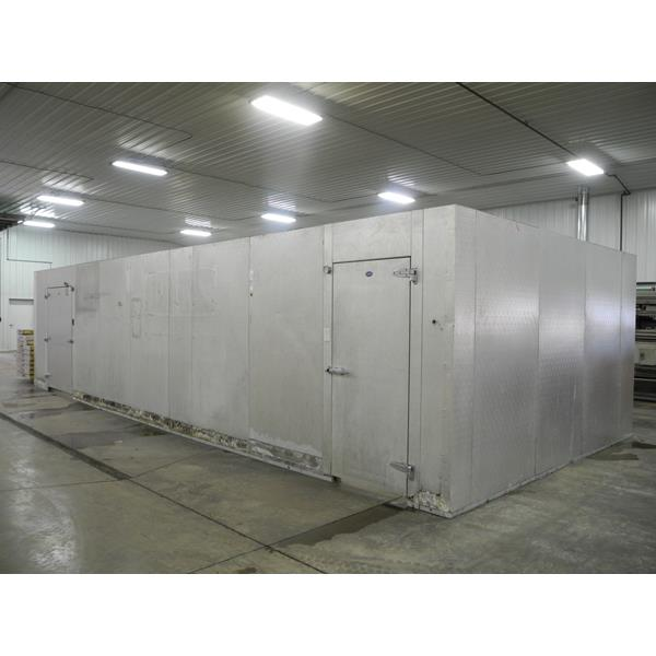 "14'5"" x 34'7 x 8'5""H Walk-in Cooler or Freezer"