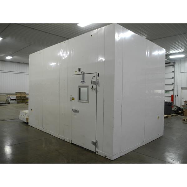 American Panel Walk In Cooler 150 Sq Ft Barr