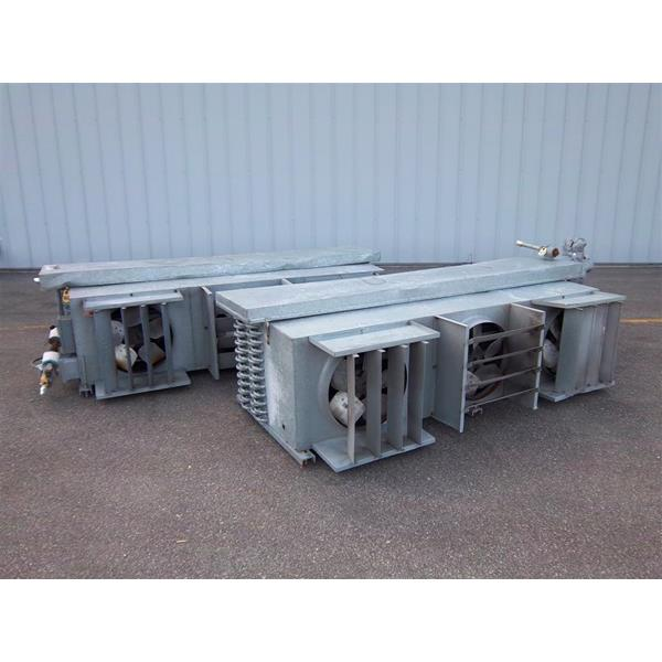 Vitler Cooler Evaporators (#144 & #19)