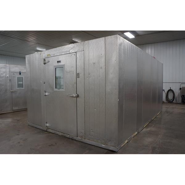 Bally Walk In Cooler 212 Sq Ft Barr Commercial