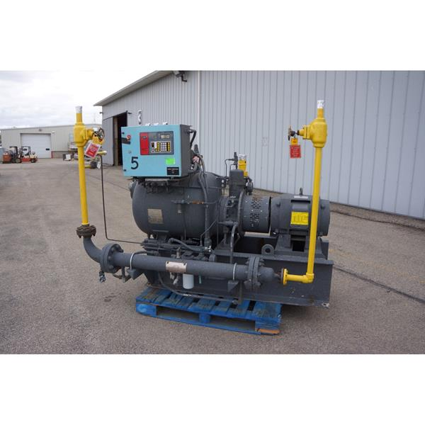 FES Screw Compressor Package (#206)