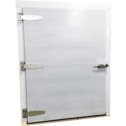 "5'x6'6"" H Walk-in cooler door"
