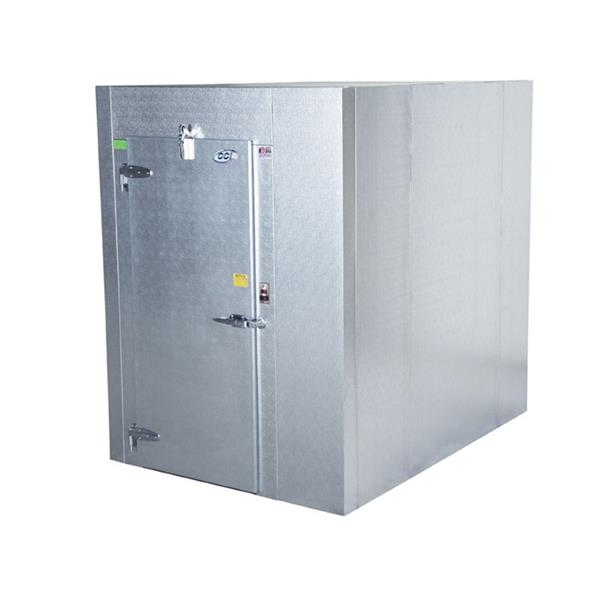 8' x 12' x 8'H (Nominal) Leer Walk In Freezer