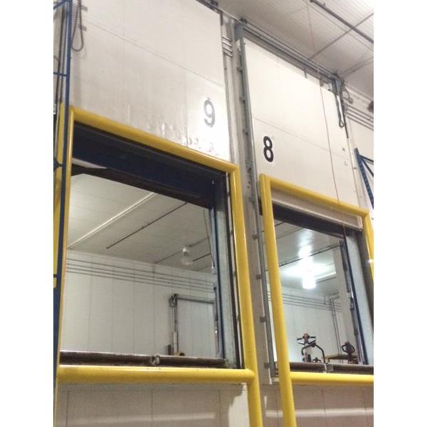 9\u0026#39; x 10\u0026#39;H Manual Vertical Lift Overhead Cooler Doors  sc 1 st  Barr Refrigeration & 9\u0027 x 10\u0027H Manual Vertical Lift Overhead Cooler Doors | Barr ...