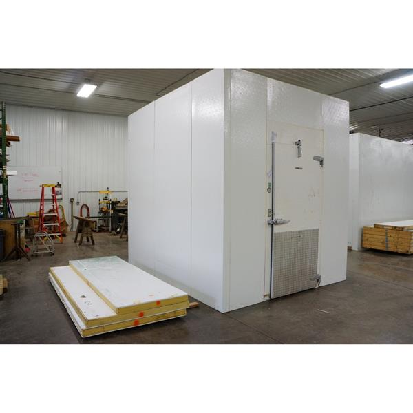 8 9 Quot X 10 8 Quot X 10 4 Quot H Kysor Walk In Cooler Or Freezer 93