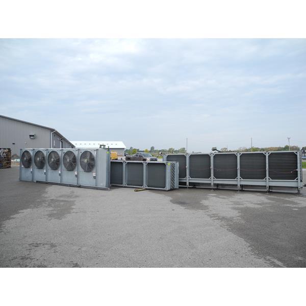 imeco frigid coil blast cooling assembly industrial blast chiller rh barrinc com Imeco Evaporative Condenser Imeco Evaporators Tech Sheets