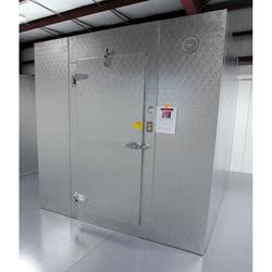 8 X 16 8H CCI Walk In Cooler Freezer Combination 128 Sq Ft New View Get Quote