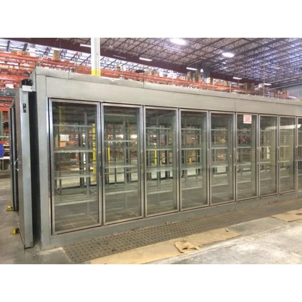 Glass Door Cooler Used Glass Front Refrigerator