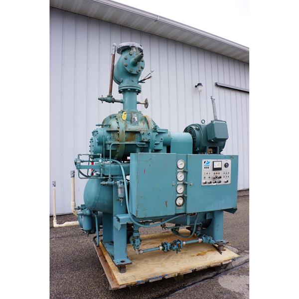 Frick Screw Compressor Package (#215)