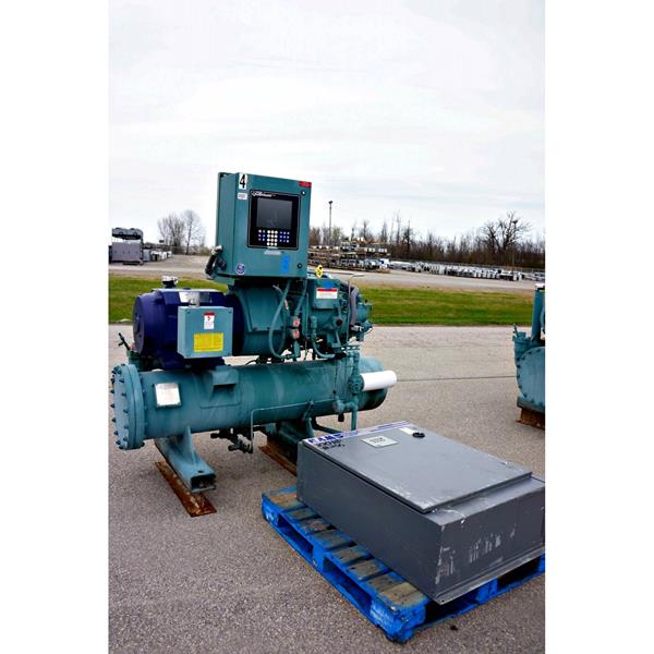 Frick Screw Compressor Package (#256)