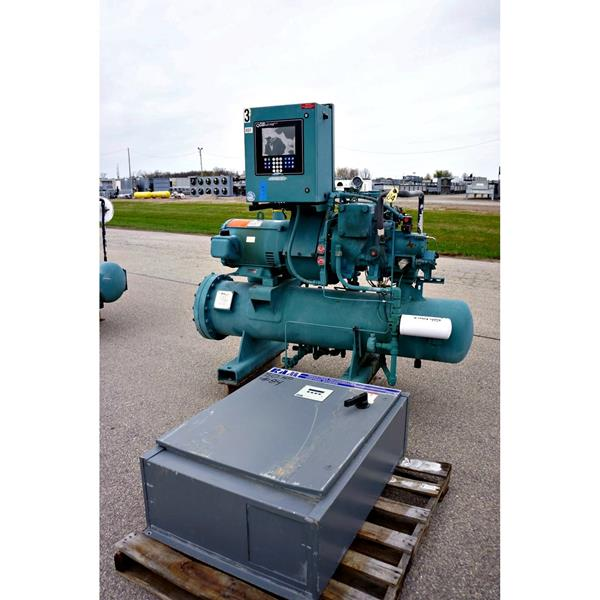Frick Screw Compressor Package (#84)