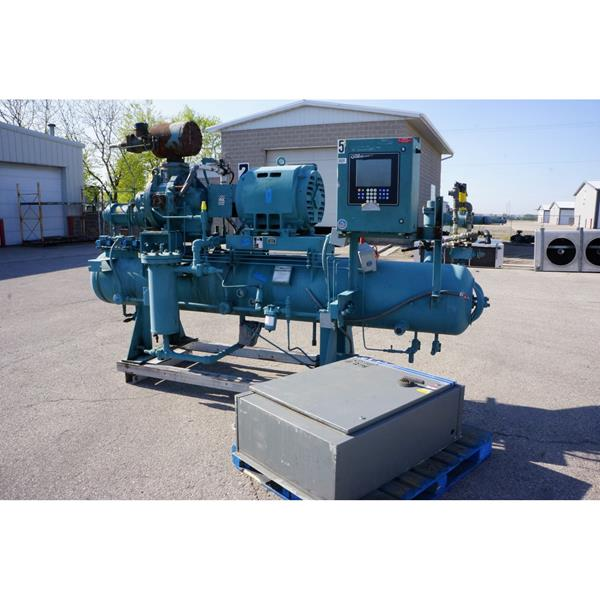 Frick Screw Compressor Package (#254)