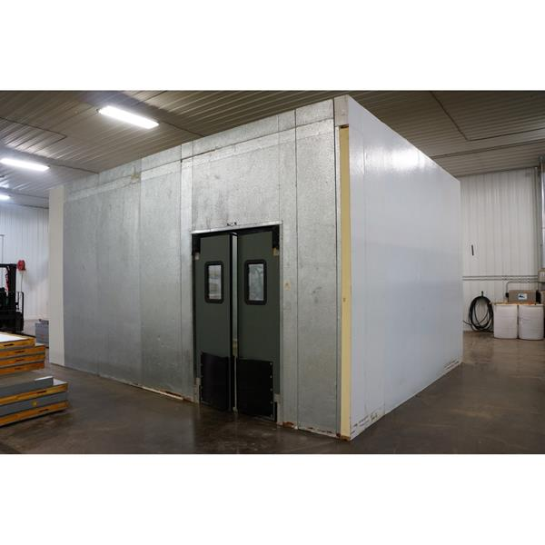 "15' x 21' x 11'4""H Tyler Walk-in Cooler"