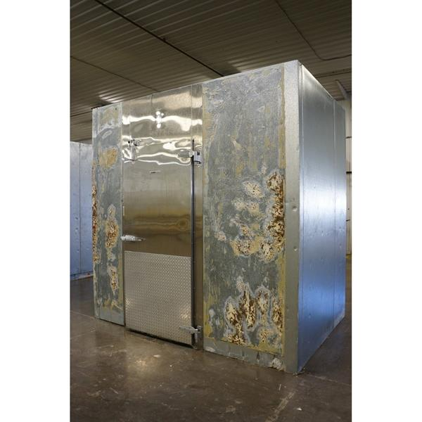 "6'3"" x 9'1"" x 9'6""H Kysor Walk-in Cooler - $500 OFF DEAL"