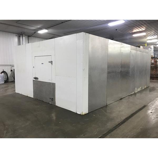 "17'3"" x 25'10"" x 9'1""H (11'H W-Beam) Penn Walk-in Cooler or Freezer"
