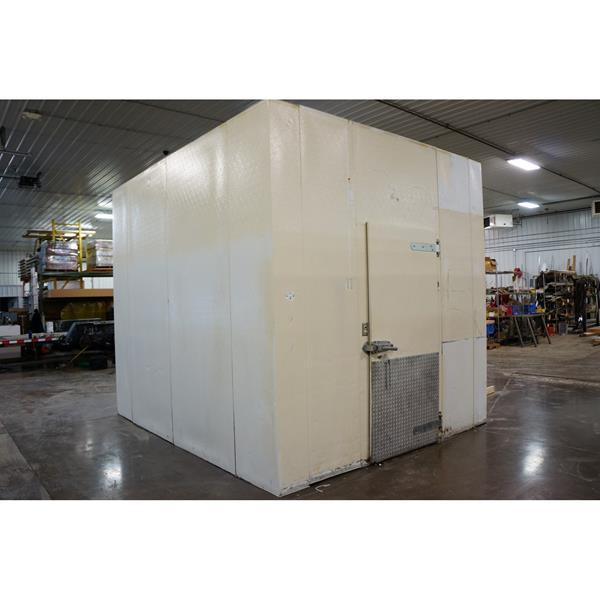"10' x 12' x 10'4""H Hussmann Walk-in Cooler or Freezer"