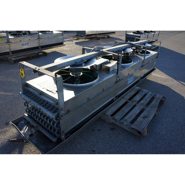 Krack Btr Cooler Evaporator 268 4 12 Ton Barr