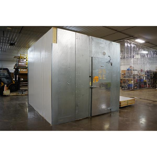 "10'3"" x 12' x 9'11""H Kysor Walk-in Cooler or Freezer"