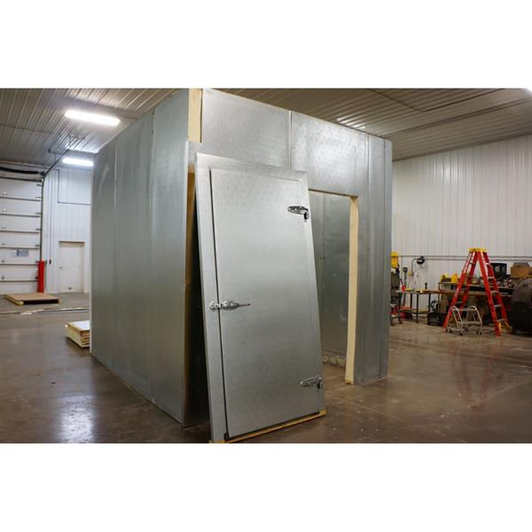 "9'2"" x 10'10"" x 10'H Kysor Walk-in Cooler or Freezer"