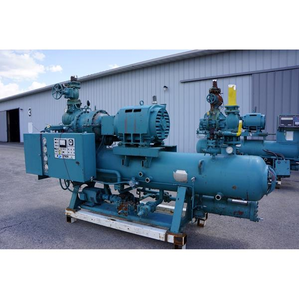 Frick Screw Compressor Package (#3)