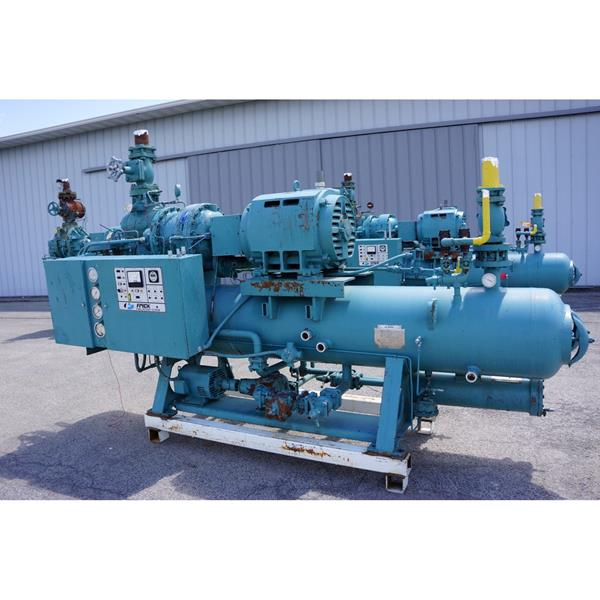 Frick Screw Compressor Package (#38)