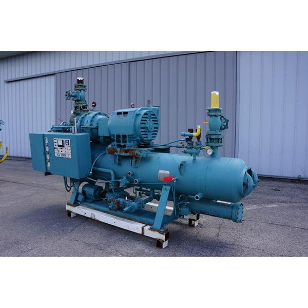 Frick Screw Compressor Package (#30)