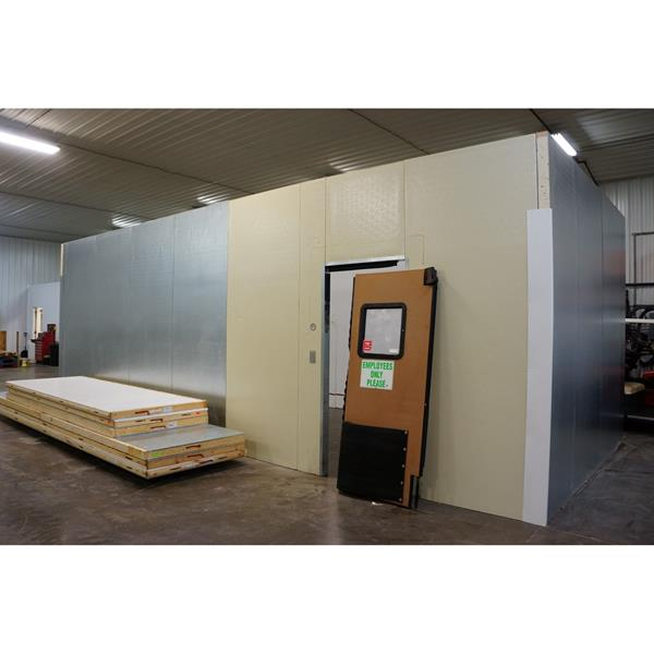 "12'1"" x 29'1"" x 10'4""H Kysor Walk-in Cooler or Freezer"
