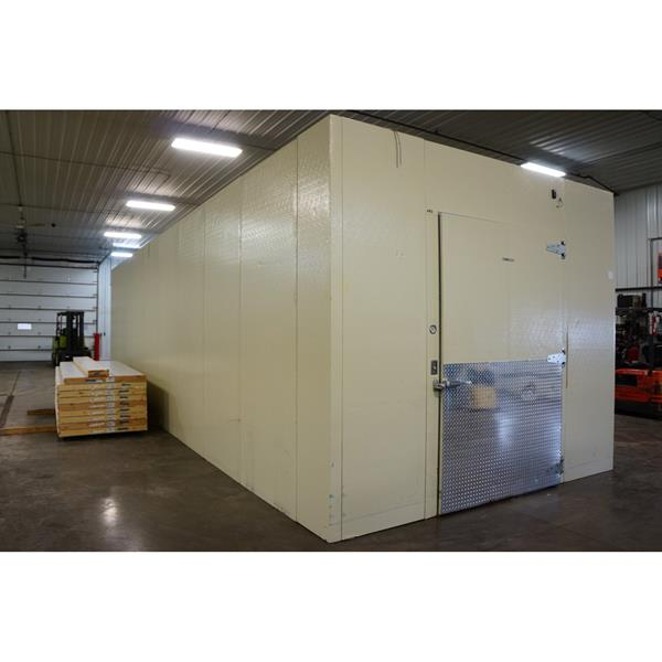 "12' x 36' x 10'4""H Kysor Walk-in Cooler or Freezer"