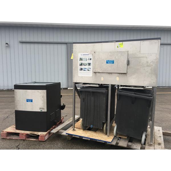 Used Ice Machine >> Used Ice Maker For Sale Used Ice Machine Howe Ice Machine