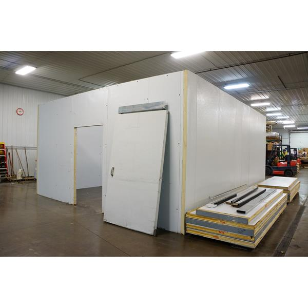 "19' x 22' x 10'4""H Tyler Walk-in Cooler or Freezer"