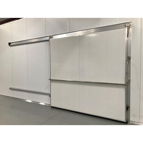 8'x 8'H Barr Manual Sliding Cooler / Freezer Door
