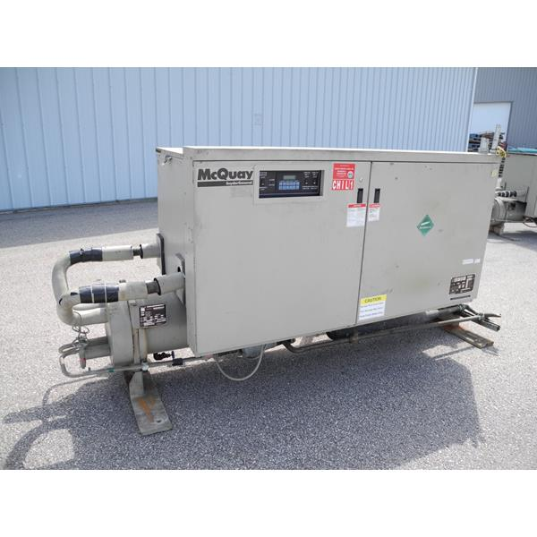 60 Ton McQuay Chiller Package