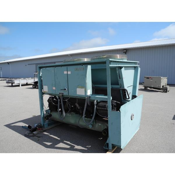 60 Ton York Chiller Package
