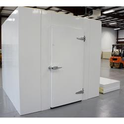 Walk In Cooler Panels >> New Used Walk In Coolers Walk In Refrigerators Barr Commercial
